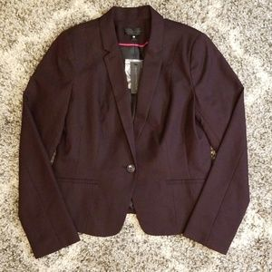 NWT Worthington Blazer Jacket Coat L